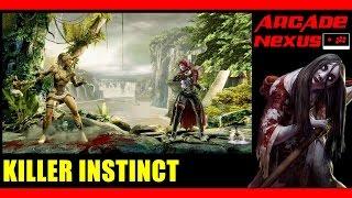 Killer Instinct - Stage - City of Dawn