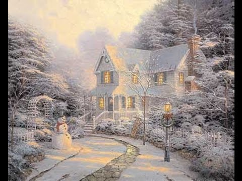 The Night Before Christmas By Thomas Kinkade YouTube