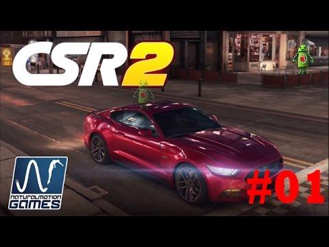 CSR Racing 2 (iOS/Android) Gameplay HD - Part 1