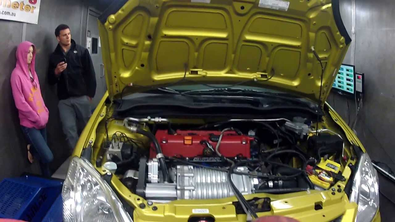 Ep3 K24a2 Swap, Z3 spec Stage 2 CT Engineering kit on 8 psi