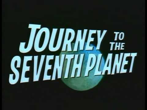 Random Movie Pick - Journey To The Seventh Planet Trailer YouTube Trailer