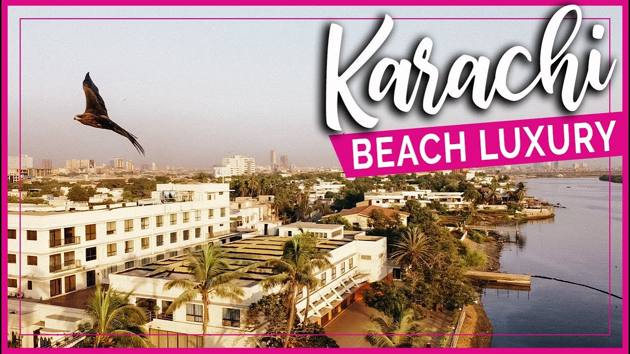 Pakistan | Karachi Beach Luxury Hotel, Best 4 Star