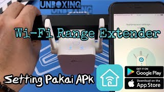 Wi-Fi Range Extender TP-LINK 300Mbps - TL-WA855RE - Unboxing Indonesia + Tutorial