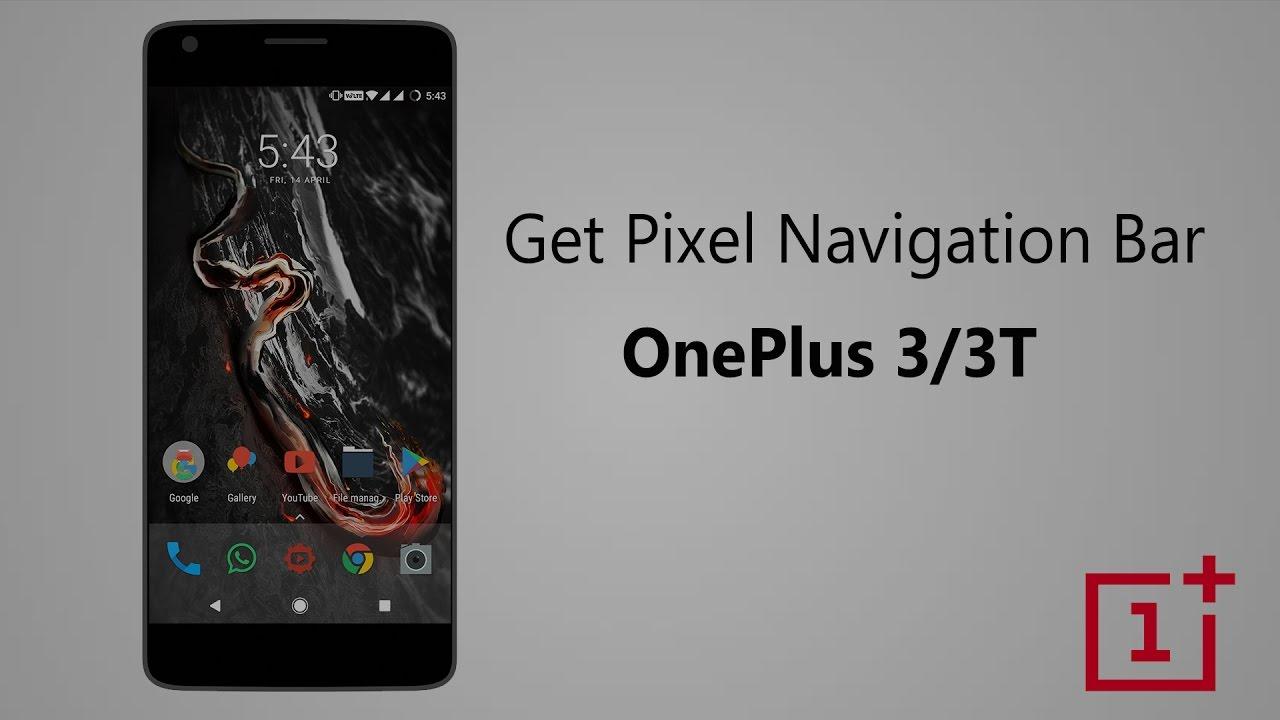 pixel navigation bar with animation pro apk