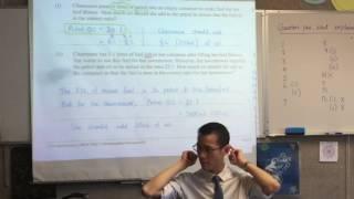 Preliminary Mathematics General Exam Review