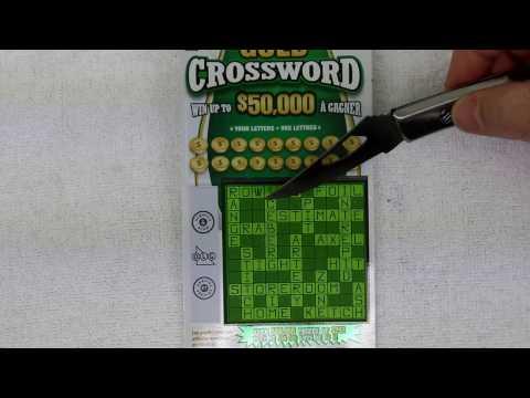 Instant Crossword Lottery - Caroline Guitar Company - Caroline