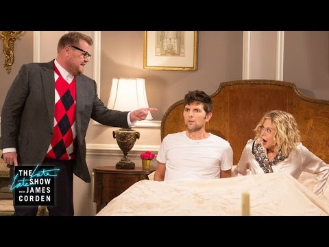Beyonce Soap Opera w/ Meg Ryan & Adam Scott