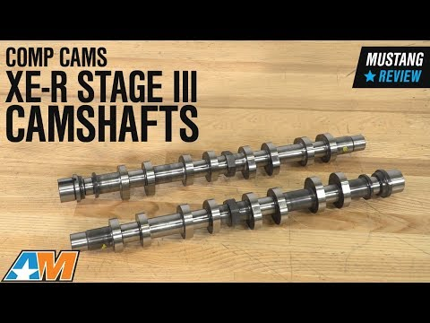 1996-2012 Mustang Cobra, Mach 1 & GT500 Comp Cams XE-R Supercharged Nitro Stage III Camshafts Review