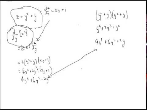 Find the derivative of  w with respect to y treating x as indpendent