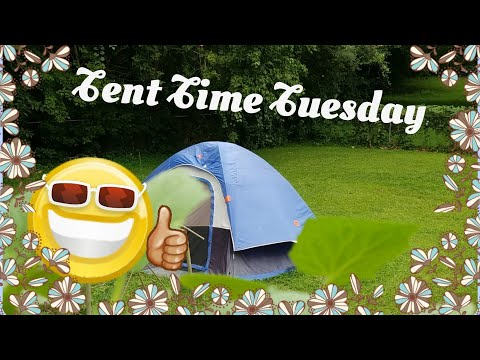 TentTime Tuesday: Chat Time:Midwest Meet/camp