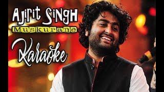 Download lagu Arijit Singh Muskurane Karaoke No Vocal MP3