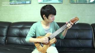 (G-Dragon) 그xx(That xx) - Sungha Jung (Guitarlele)