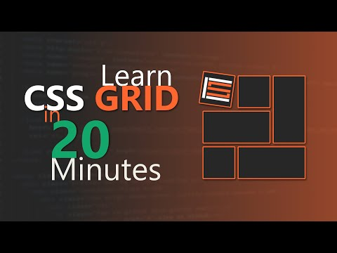 Learn CSS Grid In 20 Minutes