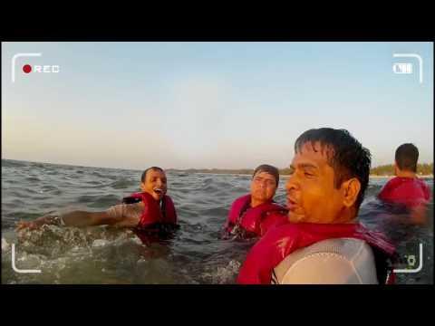 St. Mary's island, Malpe : Travlog : Dec'16