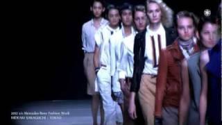 The Dress & Co. HIDEAKI SAKAGUCHI / TOKYO 【Mercedes-Benz FW 2012s/s】