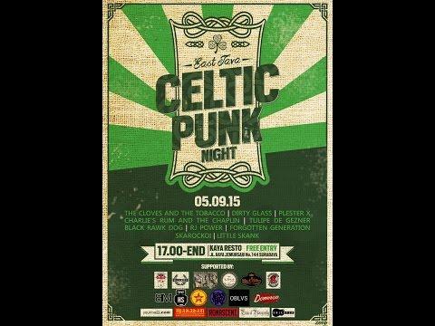 CELTIC PUNK NIGHT | East Java - Indonesia