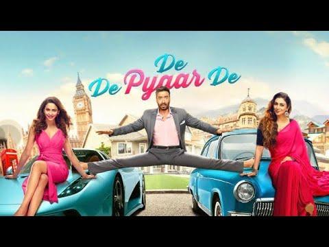 Download De De Pyaar De   full movie   hd 720p  ajay devgan,Tabu,rakul preet  #de_de_pyaar_de review and fact
