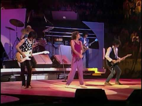 10) The Rolling Stones - Let Me Go (From The Vault Hampton Coliseum Live In 1981) HD