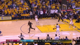 Quarter 2 One Box Video :Warriors Vs. Cavaliers, 6/11/2017