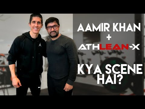 Aamir Khan & Jeff Cavaliere: A New Transformation?