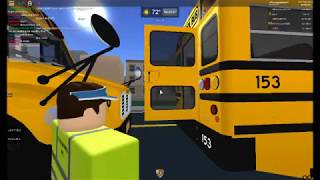 Roblox Sub Route 2019 ICCE Bus 153 part 2