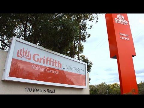 Griffith University Nathan campus tour