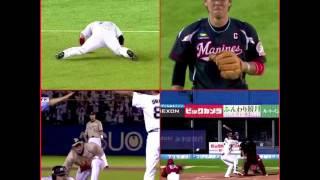 千葉ロッテマリーンズ 鈴木大地選手の動画を #picplaypost でつくってみ...