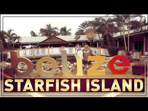 UN DIA EN STARFISH ISLAND (BELIZE CITY) - RUBEN RUU