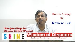 How to Improve your Performance_Session by NJ Sir_Vibrant Academy