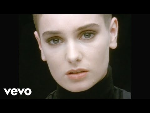 Sinéad O'Connor – Nothing Compares 2U [Official Music Video]