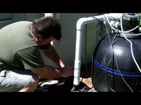 How To: Pool Pump Replacement Repair Instructions