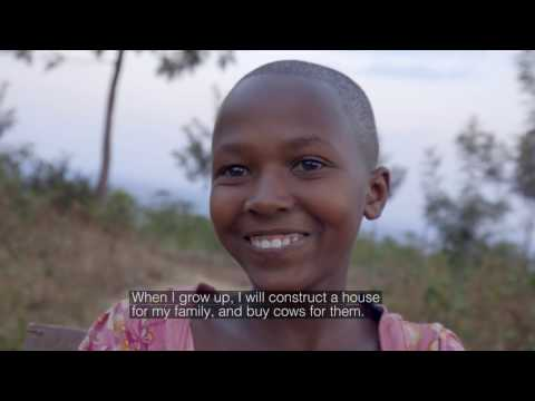 Meet Sifa from Rwanda - A day in her life