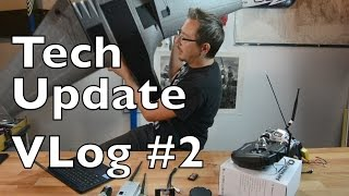 7demo7 Vlog #2, Tech update, Q and A