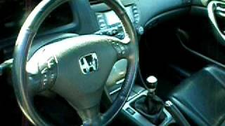 2005 Honda Accord EX 6 speed MT