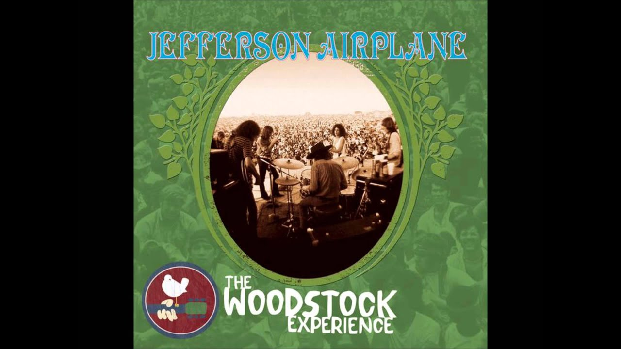 Jefferson Airplane Wooden Ships Live At Woodstock 1969