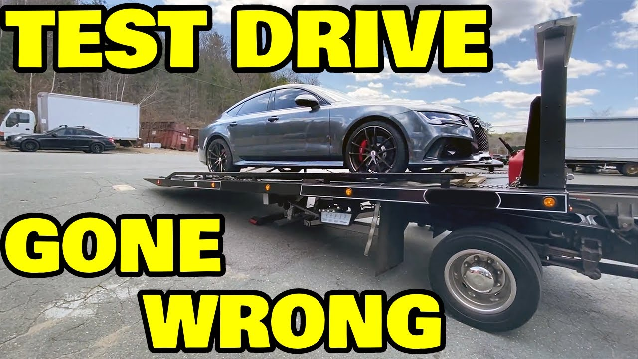 What my confiscated Audi RS7 cost me