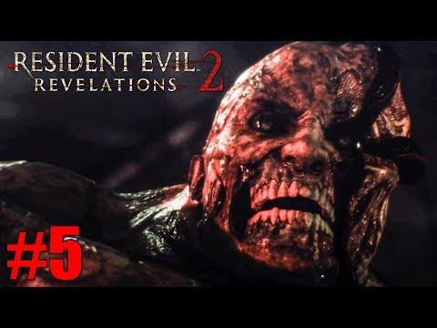 ЕЩЁ ОДИН ТИРАН! ► Resident Evil: Revelations 2 Прохождение #5 ► ХОРРОР ИГРА