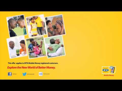 MTN Rwanda - Mobile Money promo