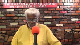 Arthur Bryant Sermon - Wise Men, Flight to Egypt, Slaughtering , Egypt and Nazareth (Part 2)