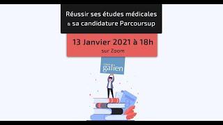 [Parcoursup] Réussir ses études médicales et sa candidature …