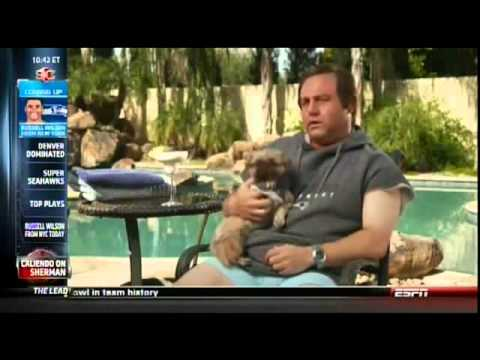 2014 - Frank Caliendo Explains Richard Sherman