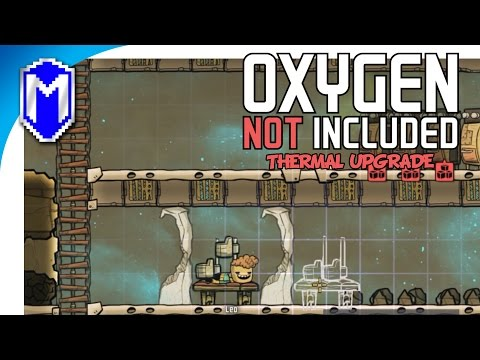 Refrigerated Food In A Ration Box - Oxygen Not Included Thermal Upgrade Preview Gameplay Part 2