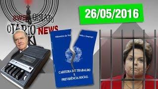 gravaes de sarney viva a clt e dilma na cadeia otarionews canaldootario