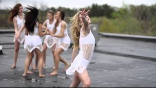 lovely choreography by ali clough featuring chloe lukasiak and avaree jade just for kix