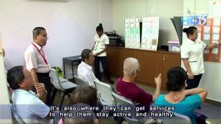 Chan Chun Sing: Government to grow social services for future needs - 26Oct2012