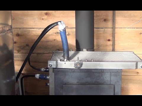 Redneck Hot Water Heater