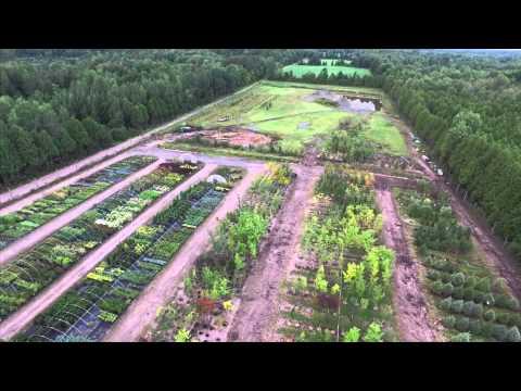 DJI Inspire 1   Greenlife Nursery, Greely, Ontario 2015