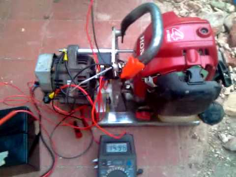 homemade 12v generator wire diagram micro 12v generator project honda gx25, denso alternator ... 12v relay wire diagram