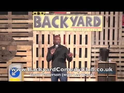 Jason Patterson with Lee Hurst  - Live at The Backyard Comedy Club