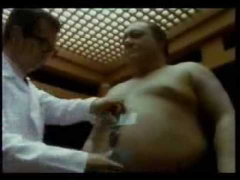 Timex Sumo Watch Commercial